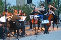 Popular z vážné hudby na Pohansku 7. 6. 2014