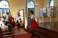Vernisáž výstavy Vojtěcha Kalužíka - Retrospektiva