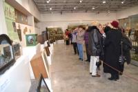 Vernisáž výstavy 27. 11. 2014