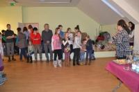 Kouzlo Vánoc - výstava prací z výtvarné dětské soutěže, ocenění dětí za Muzejní pas