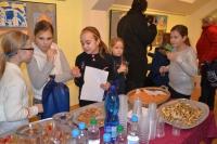 Kouzlo Vánoc - výstava prací z výtvarné dětské soutěže