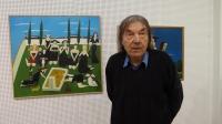 Alois Mikulka - malba, grafika, 2013