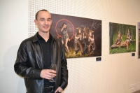 Vernisáž výstavy Fotoklubu Břeclav - 31.3.2016