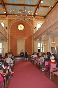 Vernisáž výstavy 14.4. Židovské anekdoty-Neprakta