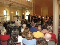 Jarní koncert v synagoze 17.4.2016