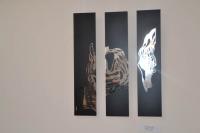 Vernisáž výstavy Young HeART - Charvát, Dosoudi