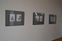 Vernisáž výstavy Young HeART - Charvát, Dosoudil