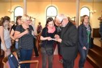 Vernisáž Roberta Vana v synagoze 14.6.2016