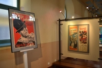 Vernisáž výstavy 1.9.2016 - Století filmového plakátu