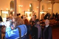 Vernisáž výstavy 8.12.2016 v synagoze