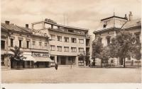 PO 18-břeclavské náměstí,budova spořitelny, dnes Komerční banka, Pavel Jirsa