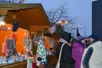 Břeclavské vánoce 2016 - před kulturním domem Delta