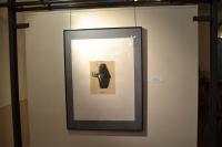 Vernisáž výstavy Františka Tichého- grafika, kresby