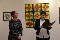 Vernisáž výstavy Blanky Banasikové - Mandaly