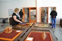 ZŠ Masarykova z Lanžhota v muzeu na interaktivní výstavě Poznávej se