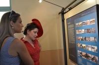 Vernisáž výstavy Břeclav na řece času