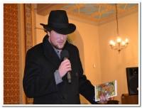 Vernisáž výstavy Jan Hachran v synagoze