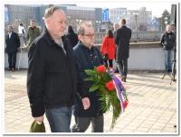 Vzpomínkový akt ke 168. výročí narození T. G. Masaryka