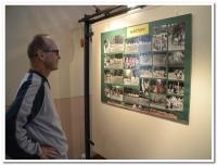 Vernisáž výstavy 50 let skautského oddílu Plamen.