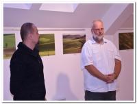 Vernisáž výstavy Ladislav Kucharský - Moravské Toskánsko