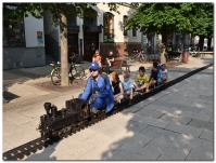 Muzejní noc 180 let s vlaky