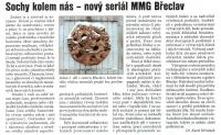 Nový seriál MMG Břeclav