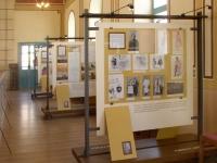 Původní panelová expozice, po roce 2000