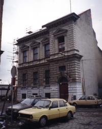 Budova mmg před rekonstrukcí