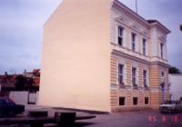 Budova před rekonstrukcí, 90. léta 20. stol.