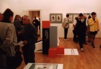 Grafix, bienále drobné grafiky, 2001