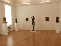 František Navrátil - sochy, 2007, muzeum