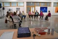 den seniorů v muzeu