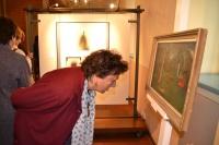 Gabriela Dubská - volná tvorba, vernisáž výstavy