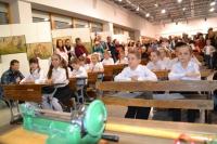 Vernisáž výstavy Máma mele maso aneb Kdysi před tabulí 6.2.2014
