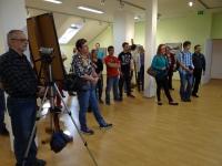 Vernisáž výstavy ze soutěže Pohansko očima návštěvníka