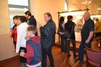 Vernisáž výstavy Bejt olam 10. 4. 2014